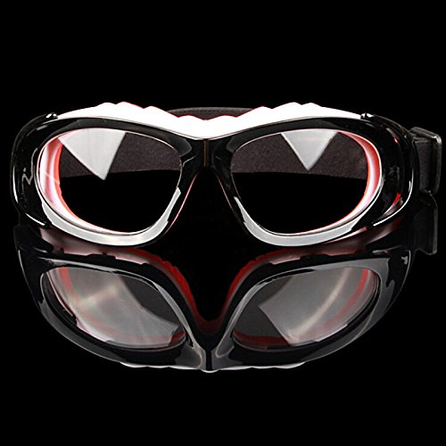 UXOXAS cling Glasses Goggles Sunglasses Glasses Sports Goggle Shooting Bicle Motorcle Sun 5-Colors Glasses, white