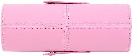Estuche portátil para brochas de maquillaje, caja de almacenamiento de cosméticos, organizador de brochas de maquillaje, regalos de Navidad para mujeres: Amazon.es: Belleza