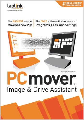 Software : PCmover Image & Drive Assistant [Download]