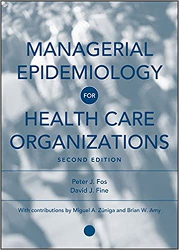 Managerial epidemiology for health care organizations 9780787978914 managerial epidemiology for health care organizations 9780787978914 medicine health science books amazon fandeluxe Image collections