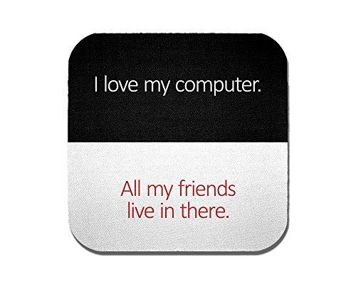 Computer Geeks Coasters