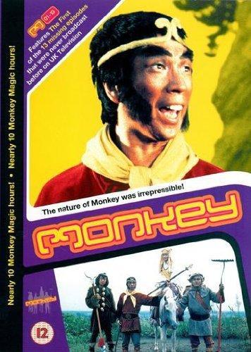 Monkey! - Episodes 1 To 13 [1978] [DVD]