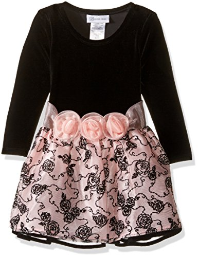 Pink Denim Dress - 4