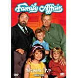 Family Affair: Season 5 by MPI HOME VIDEO