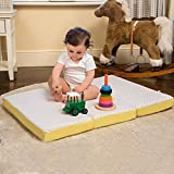 Clevamama Travel Cot Mattress, Crib