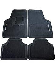 Jogo de Tapetes Automotivos Emborrachados Universal para Carros da Chevrolet GM - 04 peças