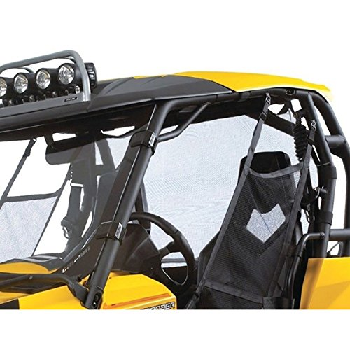 Can-Am 2011-2017 Commander Maverick Max 1000 800 Rear Windscreen 715003078 New OEM (Can Am Maverick Windscreen)