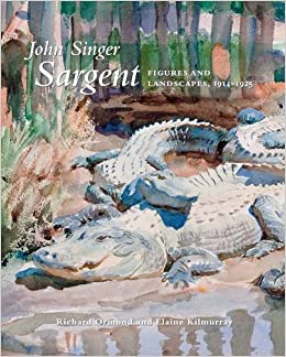 Image result for John Singer Sargent: Figures and landscapes, 1914-1925