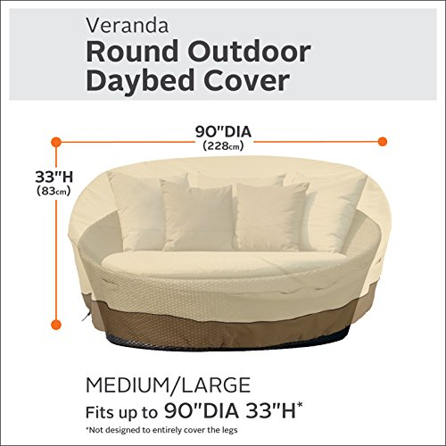 The 8 best outdoor daybed with cover