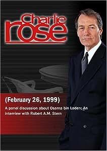 Charlie Rose with John Barry, Peter Bergen & John Miller; Robert A.M. Stern (February 26, 1999)