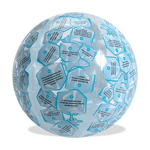 American Educational Vinyl Clever Catch Ice Breaker Intermediate Ball, 24