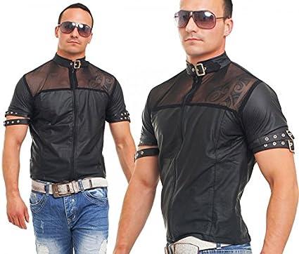 Camisa Camiseta transparente – Camiseta wetlook Style ...