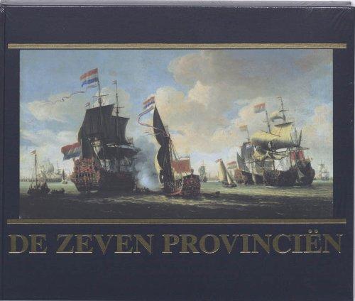 De Zeven Provincien / druk 4: een poging tot reconstructie, mede aan de hand van de nog bestaande Van de Velde-tekeningen, van 's lands schip de Zeven ... voor de Admiraliteit van de Maze in 1665