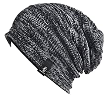 Toddler Infant Kids Cap Boy's Knit Beanie Skullcap Winter Ski Hat