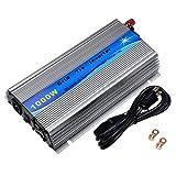 Y&H 1000W Micro Grid Tie Inverter DC10.8-30V to AC90-140V Output MPPT Pure Sine Wave Inverter For 12V Solar Panel