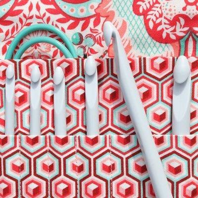 Denise 2Go Travel Crochet Set with Interchangable Needles - Made in USA by Denise2go