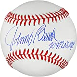 Johnny Bench Cincinnati Reds Autographed Baseball with MVP 70 & 72 Inscription - Fanatics Authentic Certified