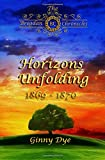 img - for Horizons Unfolding (#12 in the Bregdan Chronicles Historical Fiction Romance Series (Volume 12) book / textbook / text book