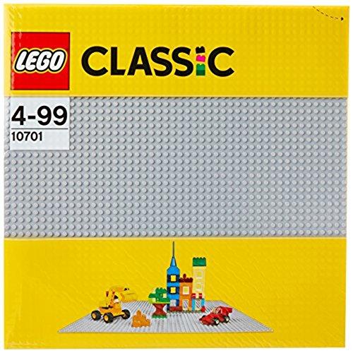 LEGO Base de color gris