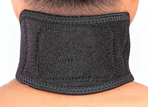 MaxMaxi Neoprene Neck Support Neck Brace Neck Wrap Healing Sporting Injuries Neck Protection by Maxmaxi