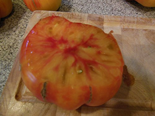 Old German Tomato (50 Seeds) beefsteak heirloom low acid