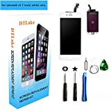 #7: For iPhone 6 4.7 inch LCD Replacement screen with Touch Screen Digitizer Fram Assembly Full Set + free Tools + Manual(white)