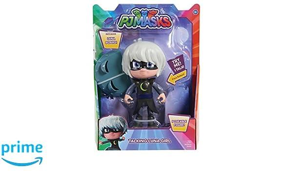 PJ: máscaras de Lujo DE 15 cm, Figura de conversación - Luna Girl Wave 3: Amazon.es: Juguetes y juegos