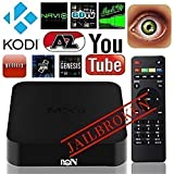 RQN Android Tv Box MXQ Kodi(xbmc) Fully Loaded 1080p Quad Core Smart Media Player, IPTV,OTT TV ,Root,4k, H.265
