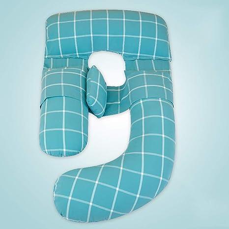 Baozhen Almohada de Embarazo de Cuerpo Completo - en Forma ...