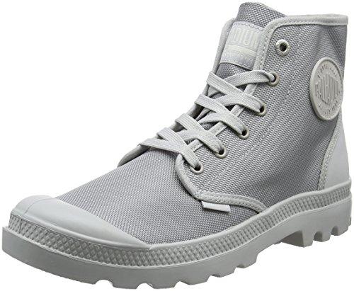 Unisex Alto a Collo Pampa Hi Grigio Mono Rock – Chrome 2 Palladium Lunar Sneaker 473 Adulto gxzT800nY