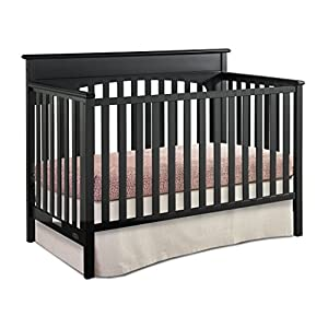 Graco Lauren Convertible Crib, White