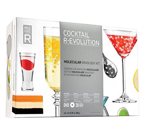 Molecular Mixology Kit - Cocktail R-EVOLUTION