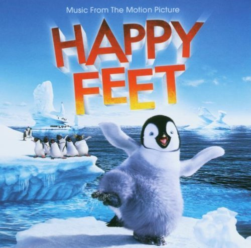 Happy Feet Soundtrack edition by Various (2006) Audio CD