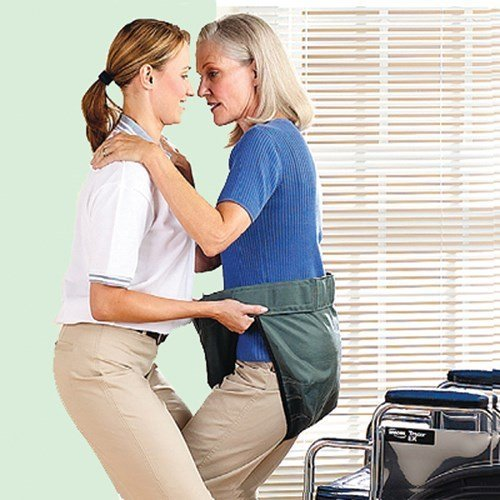 Mobility Transfer System (a) Safetysure Mary's Aide Transfer Sling