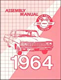 1964 Chevrolet Factory Assembly Instruction Manual