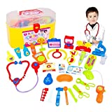 Best Fisher-Price Gift For A 2 Year Olds - 30 Pieces/Set Children's Play House Toys Doctors playsets Review