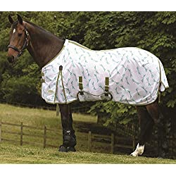 Weatherbeeta WB ComFiTec Essential Standard Neck Fly Sheet 69