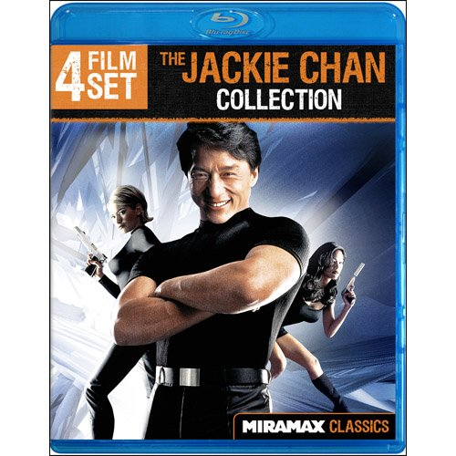 Jackie Chan 4 Film Collection [Blu-ray] (Jackie Chan Legend Of The Drunken Master)