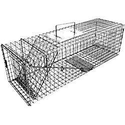 Tomahawk Model 106.3 Extra Long Rigid Trap Cat Rabbit Size 29x9x9