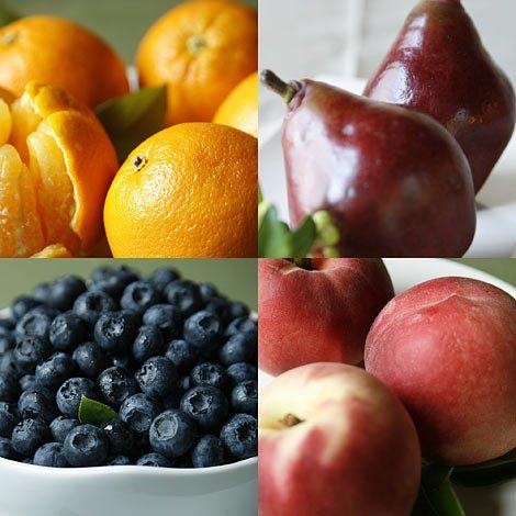(Harvest Club Americana Light Monthly Fruit Club (3 Month))