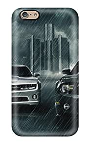 Hot Perfect Fit Muscle Cars Case For Iphone - 6