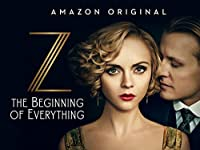 Image result for z the beginning of everything amazon
