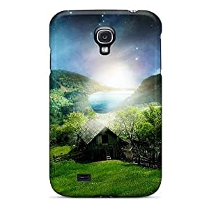 New Premium Modernlistyle Nature 3d Abstract Skin Cases Covers Excellent Fitted For Galaxy S4