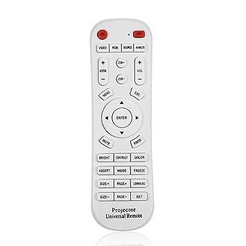 Vbestlife Control Remoto de TV, Reemplazo del Controlador de ...