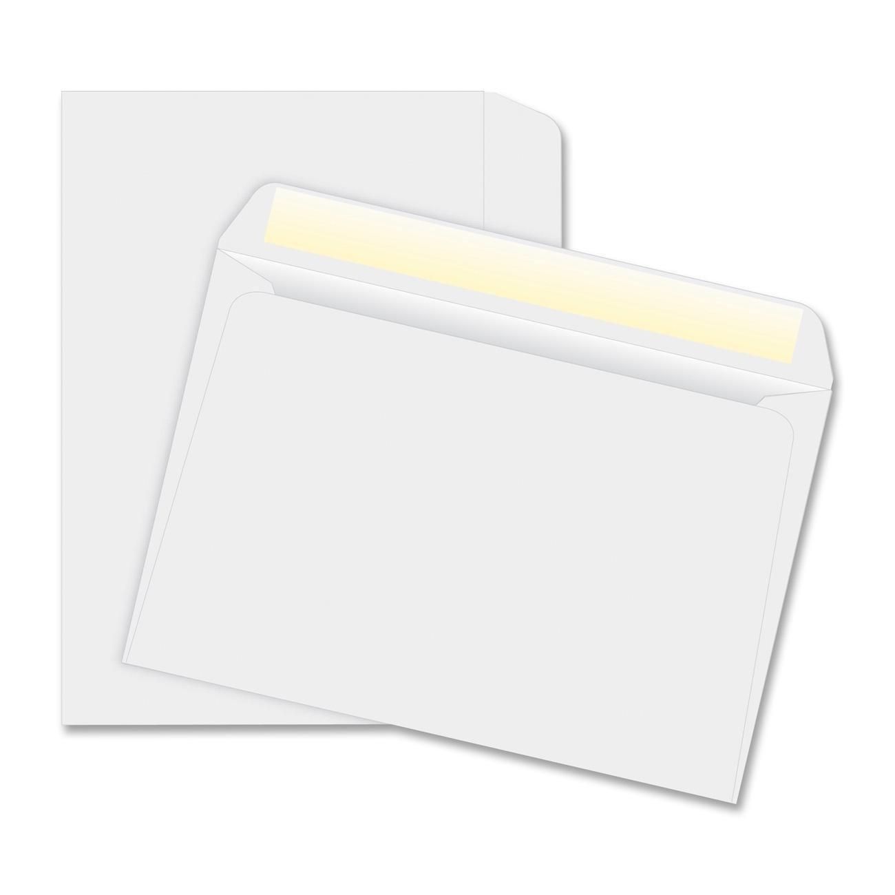 Quality Park Large Format/Catalog Envelopes, 6 X 9-Inch, White, Box of 500 (QUA37181)