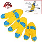 New 1 Pair Memory Foam Orthotics Arch Insoles - Best Reviews Guide