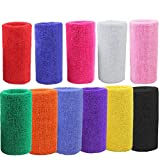 Mcolics 6' Inch Wrist Sweatband in 11 Athletic