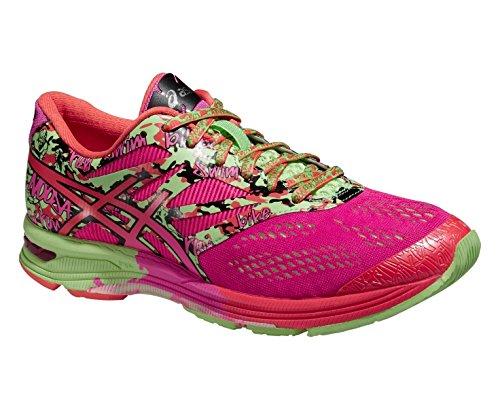 Asics Women's Gel-Noosa Tri 10 Running Shoes Red 3.5 UK