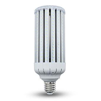 LuxVista 100W E40 10000 Lúmenes Súper Brillante LED Bombilla para la Iluminación de Almacén, Camino