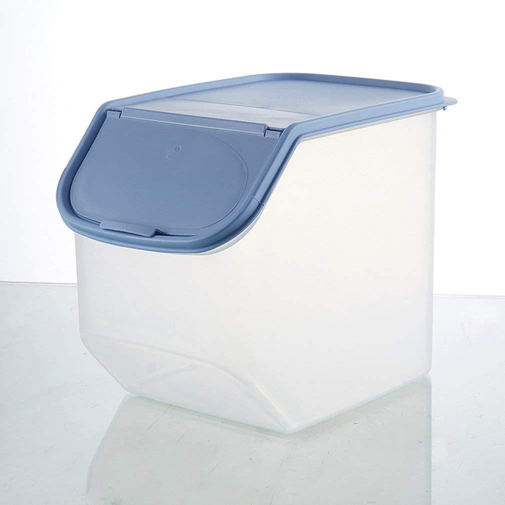 FDBF Kitchen Storage Organizer Rice Bin Bean Grain Container Organizer Storage Box